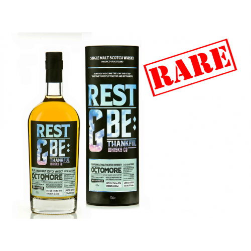 Bruichladdich Octomore Rest & Be Thankful Scotch Whisky 70cl 64.1%