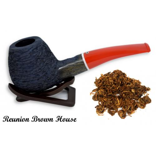 Reunion Series Brown House Roll Cut Loose Pipe Tobacco