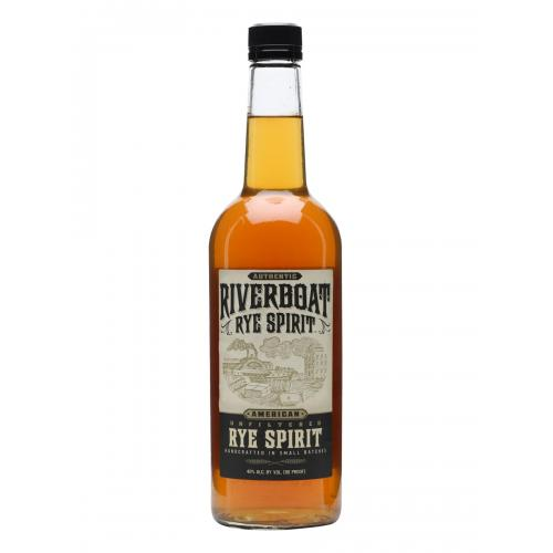 Riverboat Rye Spirit - 75cl 40%