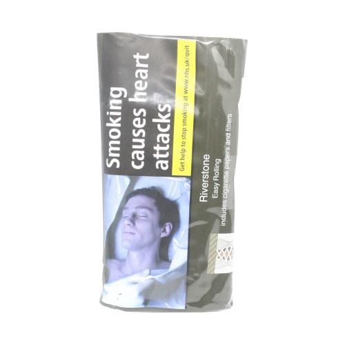 Riverstone Hand Rolling Tobacco 50g Pouch