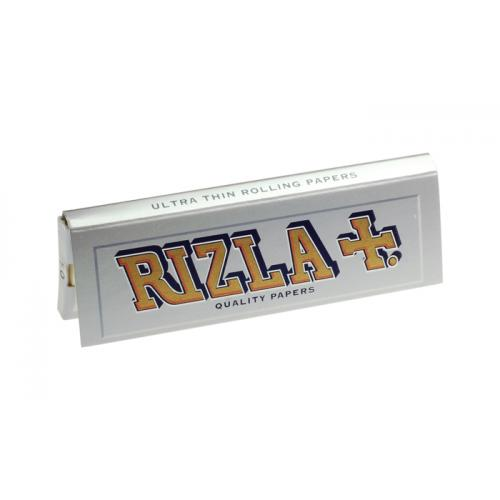 Rizla Regular Silver Rolling Papers 1 pack