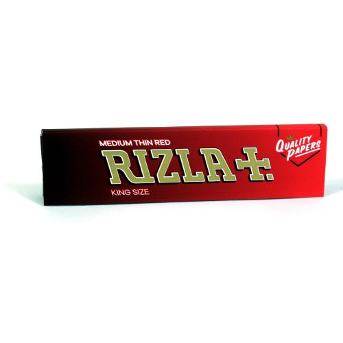 Rizla King Size Red Rolling Papers 1 Pack