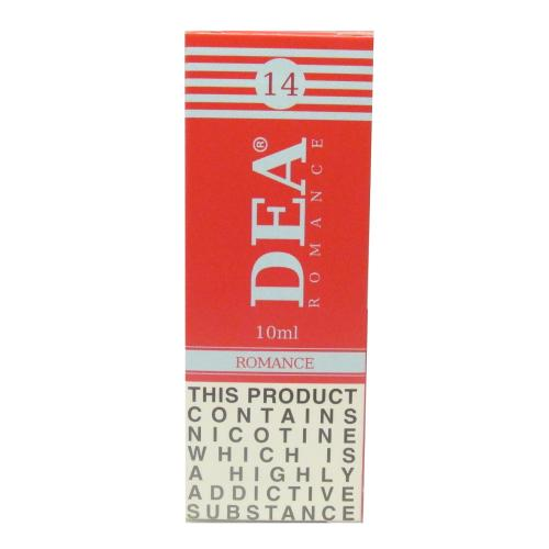 DEA Romance Vape E- Liquid 3 x 10ml 14mg
