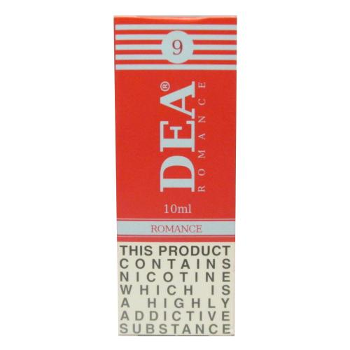 DEA Romance Vape E- Liquid 10ml 04mg