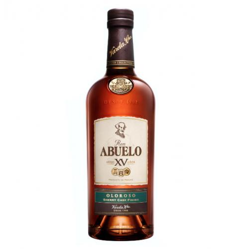 Ron Abuelo XV Oloroso Sherry Cask Finish - 40% 70cl