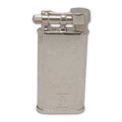 Peterson Pipe Lighter - Silver Stripe