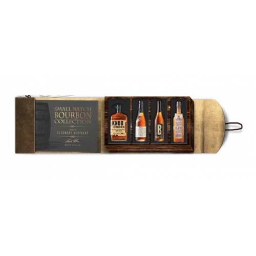 Small Batch Bourbon Collection - 4x5cl Gift Pack
