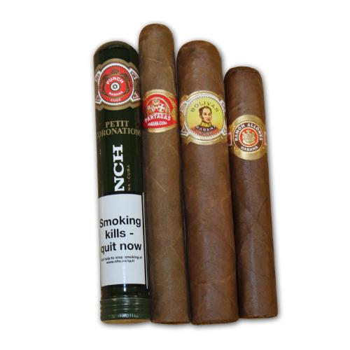 Small but Mighty Sampler - 4 Cigars