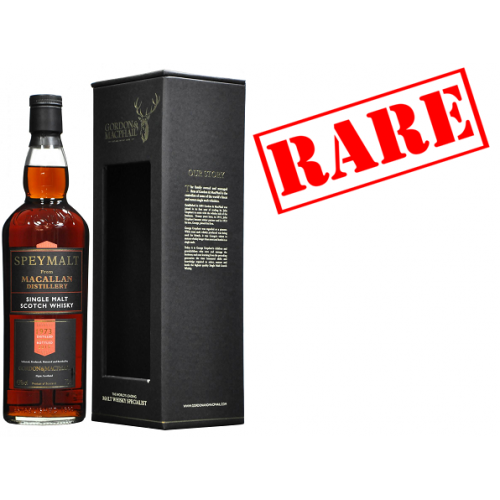 Speymalt From Macallan 1973 Vintage Single Malt Scotch Whisky - 70cl 40%