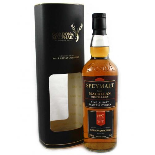 Speymalt From Macallan 1997 Whisky (Bottled 2015) - 70cl 43%