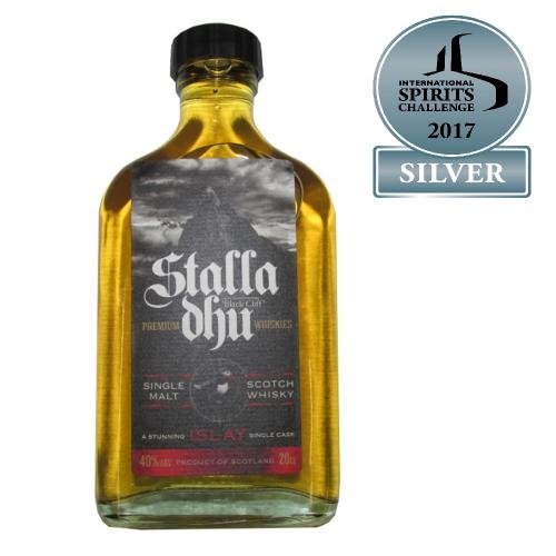Stalla Dhu Islay Single Malt Scotch Whisky - 20cl 40%