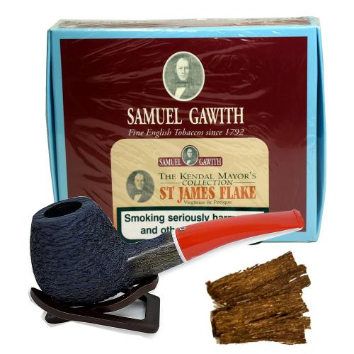 Samuel Gawith Mayors St James Flake Pipe Tobacco 500g Box