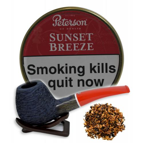 Peterson Sunset Breeze Pipe Tobacco 050g (Tin)