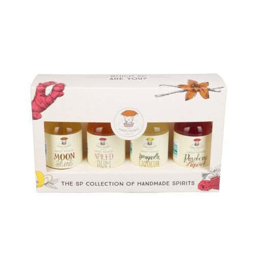 The Sweet Potato Selection Miniature Gift Pack- 4x5cl