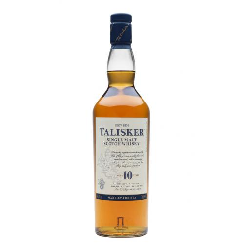 Talisker 10 Year Old - 70cl 45.8%