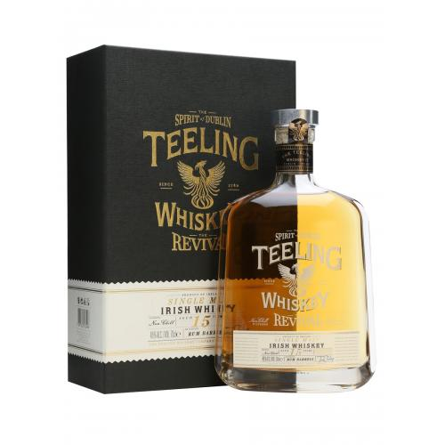 Teeling 15 Year OId Revival Whisky - 70cl 46%