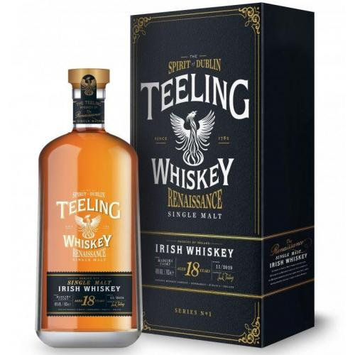 Teeling 18 year old Renaissance - 46% 70cl