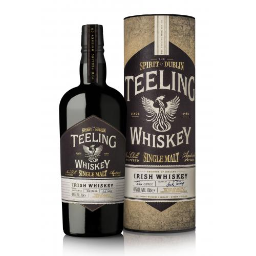 Teeling Single Malt Irish Whiskey - 70cl, 46%