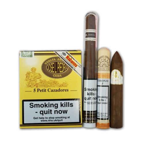 Thank You Cigar Selection Gift Sampler - 8 Cigars