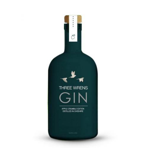Three Wrens Apple Crumble Gin - 70cl