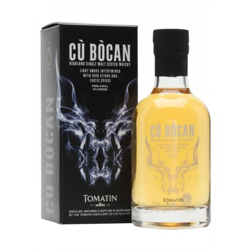 Tomatin Cu Bocan Single Malt Scotch Whisky - 20cl 46%
