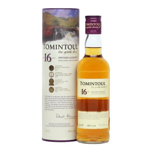 Tomintoul 16 Year Old - 35cl 40%