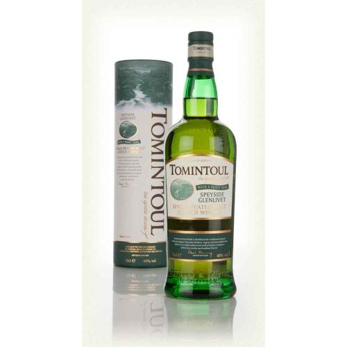 Tomintoul Peaty Tang Whisky - 70cl 40%