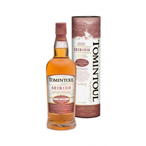 Tomintoul Seiridh - 40% 70cl