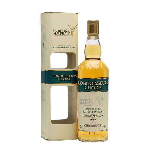 Tormore 1997 Connoisseurs Choice Single Malt Scotch Whisky - 70cl 46%