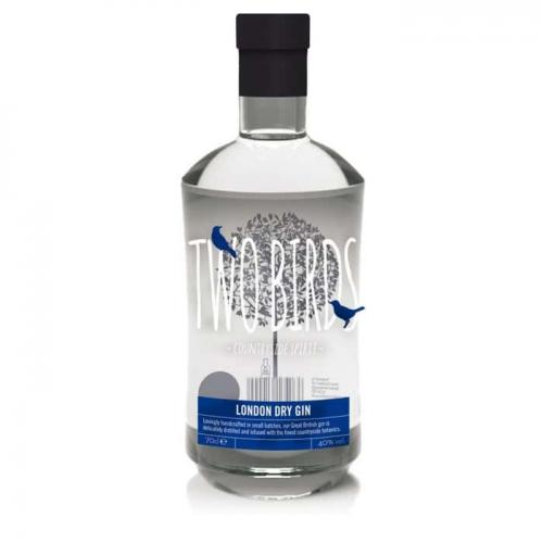 Two Birds London Dry Gin - 70cl 40%