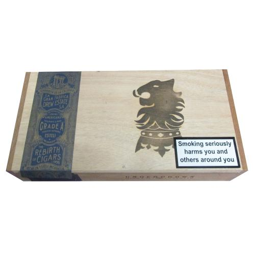 "Empty Undercrown ""L40\"" Lancero Cigar Box"