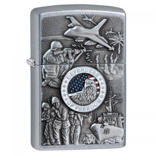 Zippo - Joint Forces - Windproof Lighter