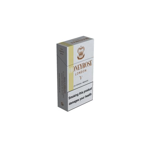 Honeyrose London VNA Flip Top - 10 Packs of 20 Herbal cigarettes (200)