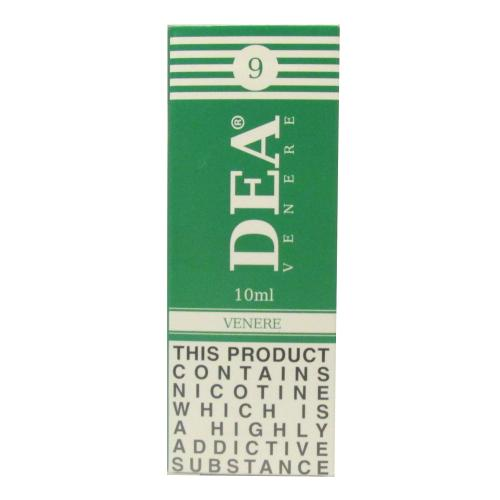 DEA Venere Vape E- Liquid 3 x 10ml 09mg
