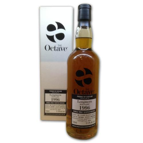 Longmorn 15 Year Old 1996 - The Octave (Duncan Taylor) 70cl, 53.4%