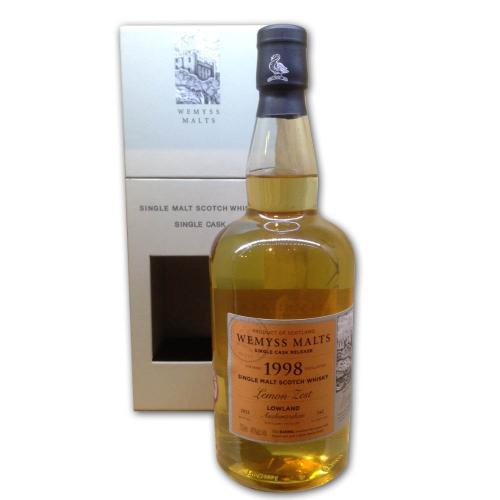 Wemyss Malts - Lemon Zest 1998