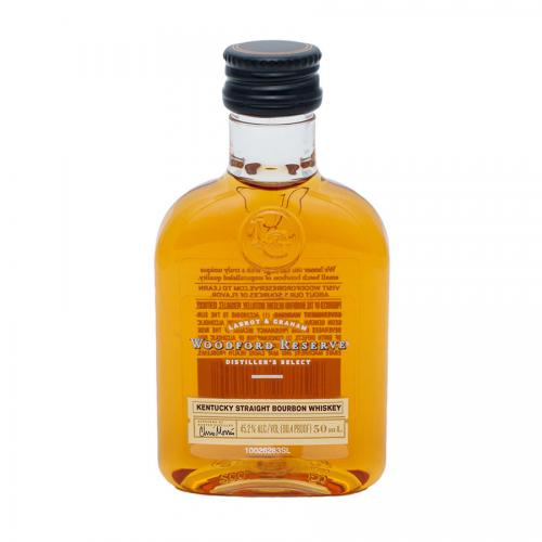Woodford Reserve Distillers Select Bourbon Miniature - 5cl 45.2%