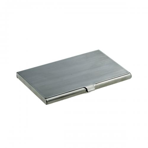 Matte Finish Personalised Business Card Case