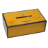 Elie Bleu Medals Collection Yellow Humidor - 120 Cigar Capacity