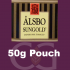 Alsbo Sungold Pipe Tobacco 50g Pouch