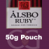 Alsbo Ruby Pipe Tobacco 50g Pouch
