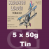 Samuel Gawith Squadron Leader Mixture Pipe Tobacco 5x50g Tins