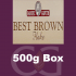 Samuel Gawith Best Brown Flake Pipe Tobacco 500g Box