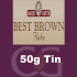 Samuel Gawith Best Brown Flake Pipe Tobacco 50g Tin