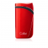 Colibri Falcon Single-jet Lighter - Metallic Red