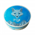 White Fox 1 Paw Chewing Tobacco Bag - 1 Tin