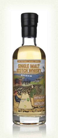 Tobermory NAS Batch 3 That Boutique-y Whisky Company Single Malt - 50cl, 48.1%