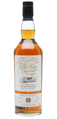 Tobermory 21 Year Old 1994 Single Malt Scotch Whisky - 70cl 55.8%