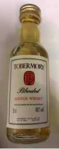 Tobermory Blended Scotch Whisky Miniature - 5cl 40%