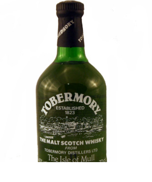 Tobermory Isle of Mull Malt Scotch Whisky Miniature - 5cl 40%